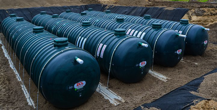 UNDERGROUND STORAGE TANKS